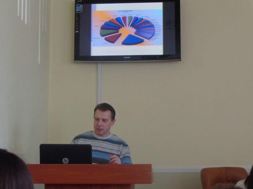 В ДонНТУ Красноармейска обсудили политику инвесторов и корпоративные перспективы (фото) - фото 9