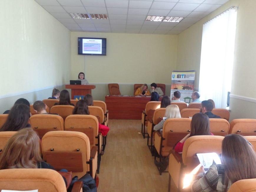 В ДонНТУ Красноармейска обсудили политику инвесторов и корпоративные перспективы (фото) - фото 4