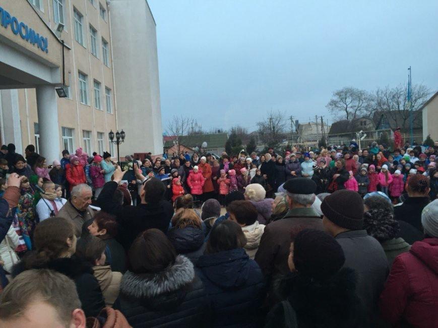 В Александровке отметили Масленицу гуляньями и весёлыми забавами (фото) - фото 1