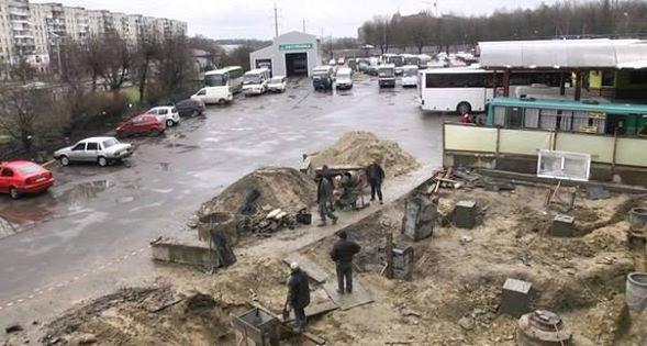 У Львові розпочалася реконструкція Стрийського автовокзалу: подробиці (ФОТО), фото-4