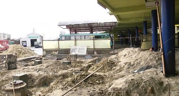 У Львові розпочалася реконструкція Стрийського автовокзалу: подробиці (ФОТО), фото-6