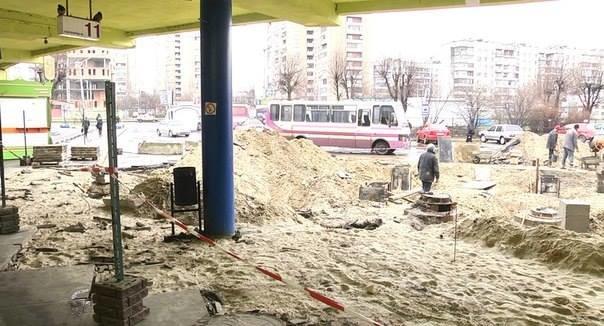 У Львові розпочалася реконструкція Стрийського автовокзалу: подробиці (ФОТО), фото-1