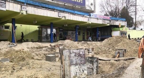 У Львові розпочалася реконструкція Стрийського автовокзалу: подробиці (ФОТО), фото-2