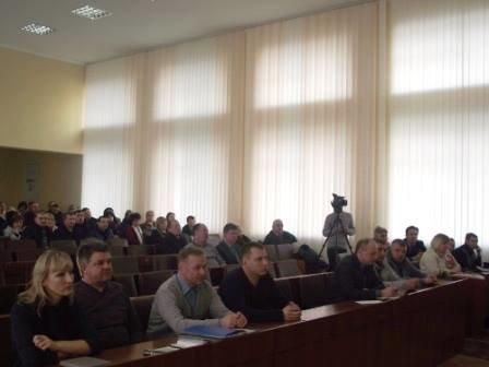 В Новограді-Волинському відбулася підсумкова нарада житлово-комунальної галузі (фото) - фото 1