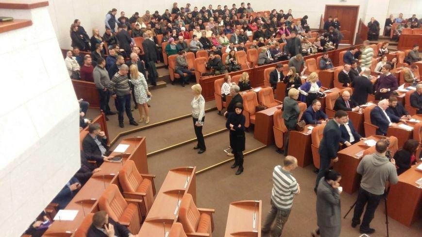 Сессия городского совета Днепропетровска: онлайн-трансляция (ФОТО, ВИДЕО) (фото) - фото 2