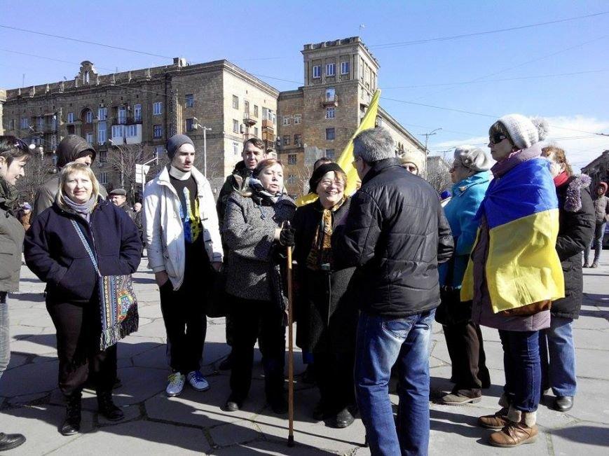 В Запорожье демонтируют самого большого Ленина в Украине: онлайн-трансляция (обновляется), фото-115