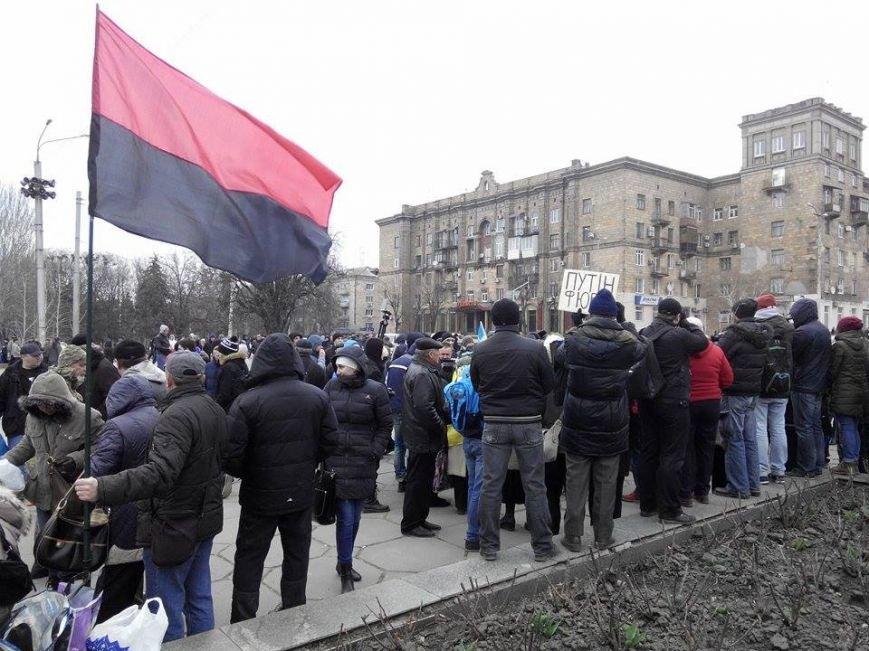 В Запорожье демонтируют самого большого Ленина в Украине: онлайн-трансляция (обновляется), фото-36