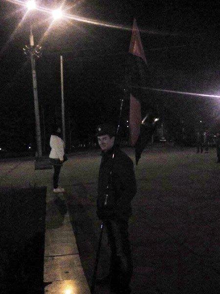 В Запорожье демонтируют самого большого Ленина в Украине: онлайн-трансляция (обновляется), фото-82