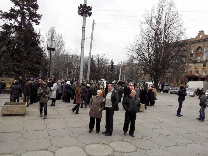 В Запорожье демонтируют самого большого Ленина в Украине: онлайн-трансляция (обновляется), фото-55