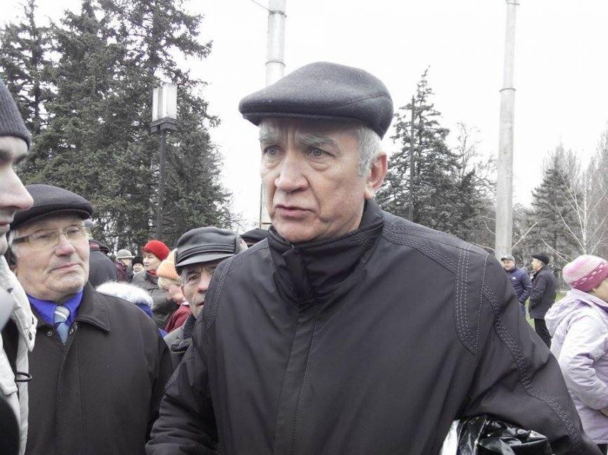В Запорожье демонтируют самого большого Ленина в Украине: онлайн-трансляция (обновляется), фото-48