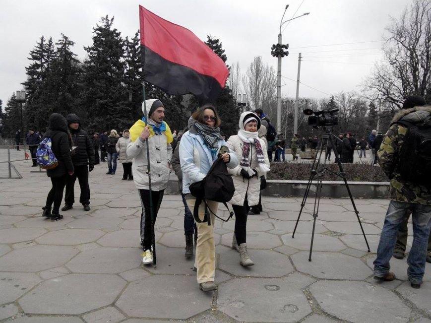 В Запорожье демонтируют самого большого Ленина в Украине: онлайн-трансляция (обновляется), фото-59