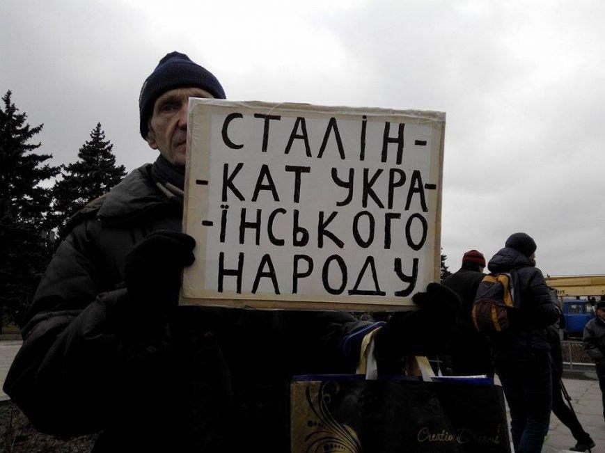 В Запорожье демонтируют самого большого Ленина в Украине: онлайн-трансляция (обновляется), фото-44
