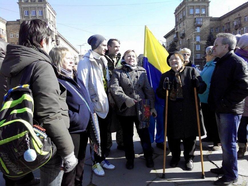 В Запорожье демонтируют самого большого Ленина в Украине: онлайн-трансляция (обновляется), фото-114