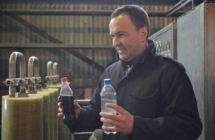 Под Киевом запустили очистку мусорного фильтрата (ФОТО) (фото) - фото 1