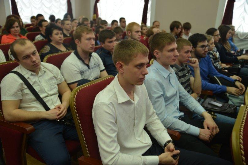 Армавирский отдел по делам молодежи отчитался о проделанной работе (фото) - фото 3
