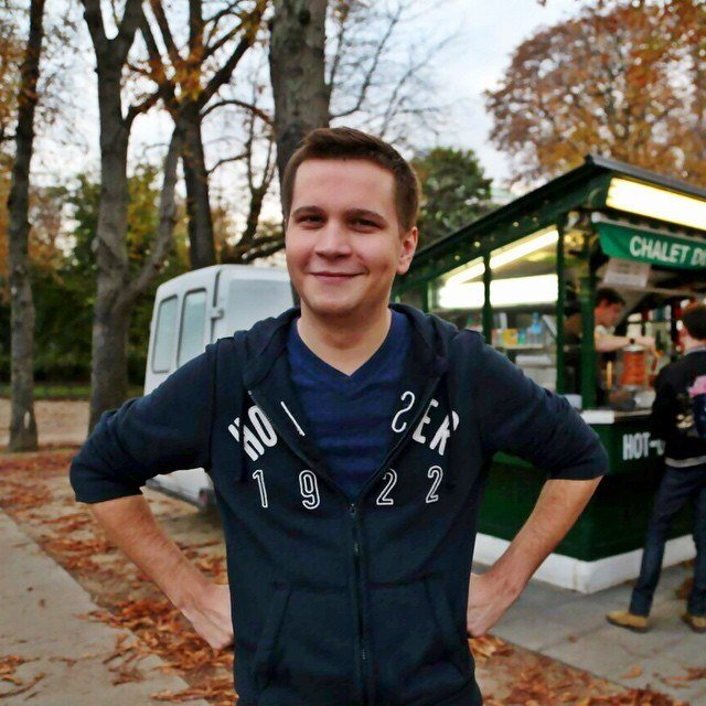 ТОП-5 популярных парней из Днепропетровска в сети (ФОТО) (фото) - фото 5
