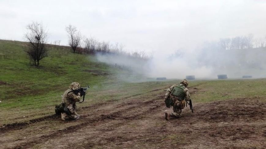 25 ОВДБр в очередной раз показала класс, совершенствуя боевые навыки (фото) - фото 5