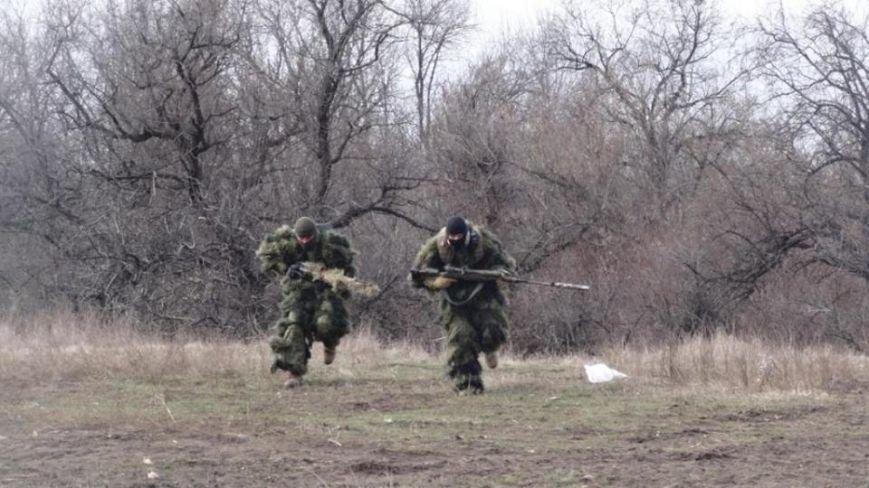 25 ОВДБр в очередной раз показала класс, совершенствуя боевые навыки (фото) - фото 7