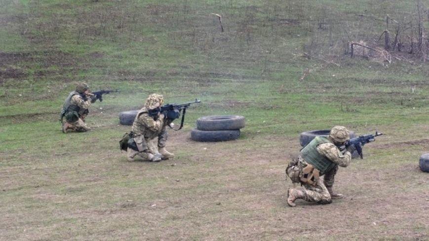 25 ОВДБр в очередной раз показала класс, совершенствуя боевые навыки (фото) - фото 4