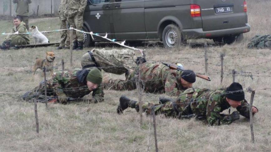 25 ОВДБр в очередной раз показала класс, совершенствуя боевые навыки (фото) - фото 6