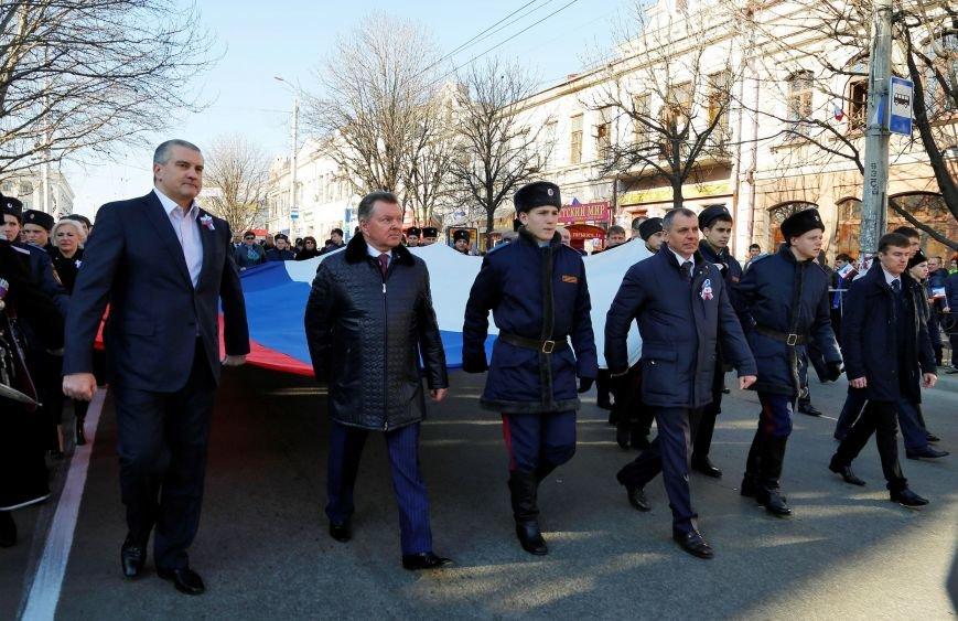 Аксёнов: 16 марта для крымчан стоит по значимости наравне с Днём Великой Победы (ФОТО), фото-1