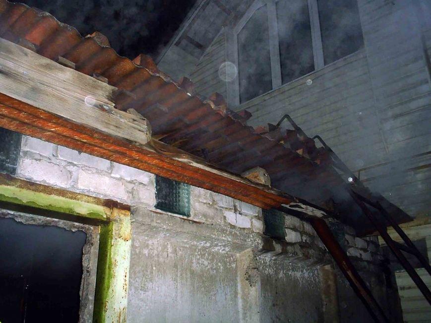 В пригороде Северодонецка горела котельная (ФОТО) (фото) - фото 1