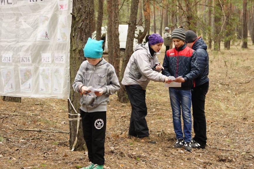 Команда из Доброполья приняла участие во II этапе Кубка Донецкой области по спортивному ориентированию, фото-1