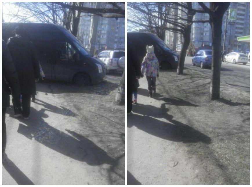 ДТП на улице Уральской: автомобиль врезался в столб (ФОТО) (фото) - фото 1