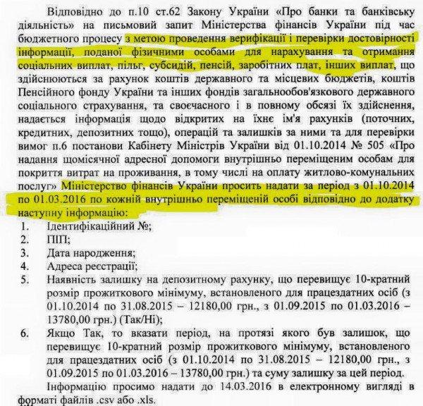 Макеевским переселенцам на заметку: если на счету ВПЛ мелькнуло больше 13 тыс.гривен, лишат соцпомощи (фото) - фото 1