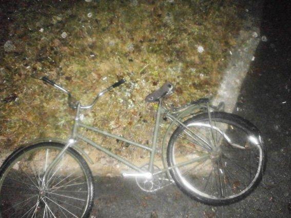 На Сумщине нашли водителя, сбившего велосипедиста (ФОТО) (фото) - фото 1