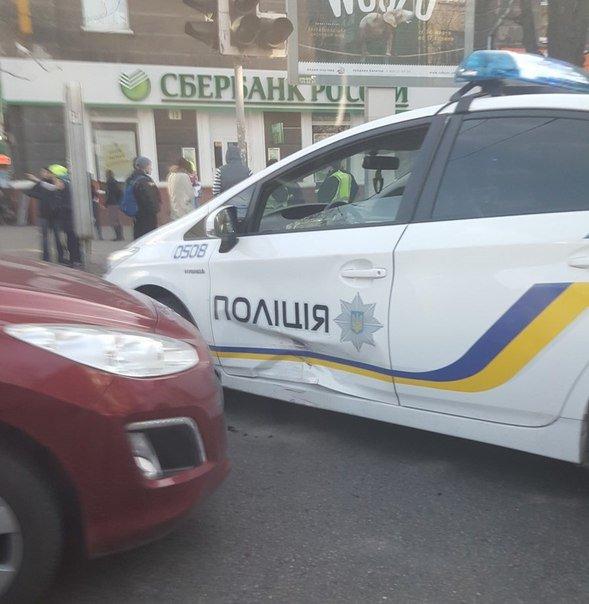 ДТП с участием полицейских (ФОТО) (фото) - фото 2