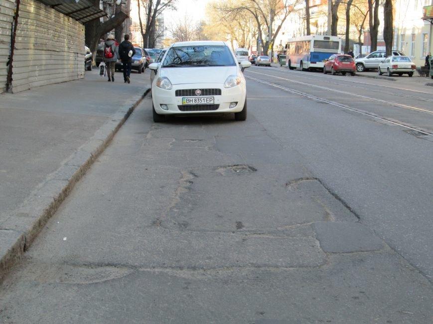 ab9dda5595e9c0fc9022f943af0635a5 На дорогах в центре Одессы водители убивают машины