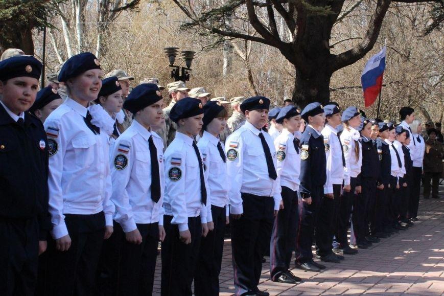 В Симферополе кадеты полка Народного ополчения приняли присягу (ФОТО) (фото) - фото 2