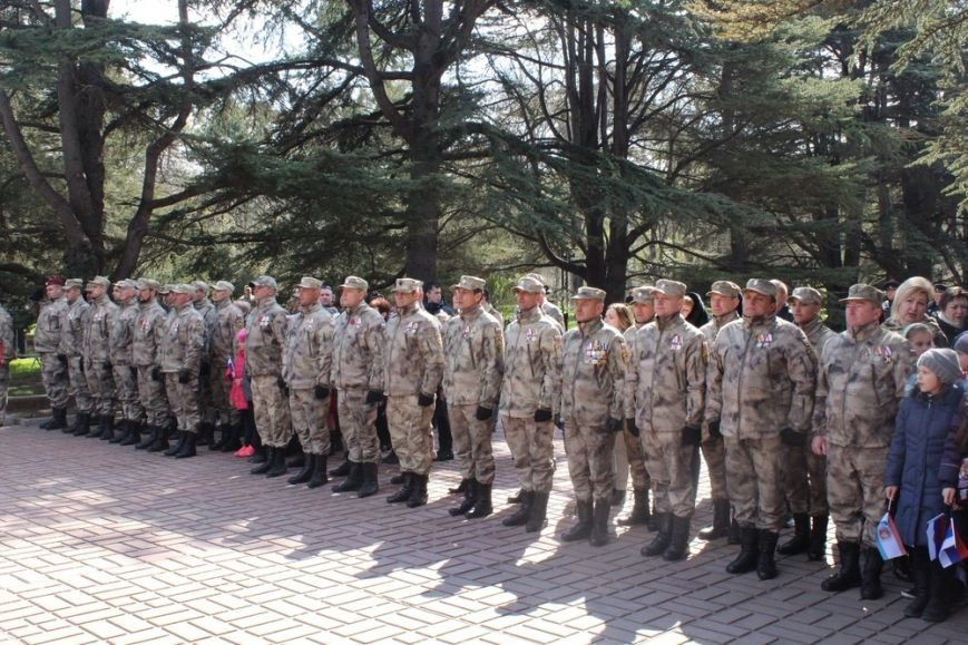 В Симферополе кадеты полка Народного ополчения приняли присягу (ФОТО) (фото) - фото 3