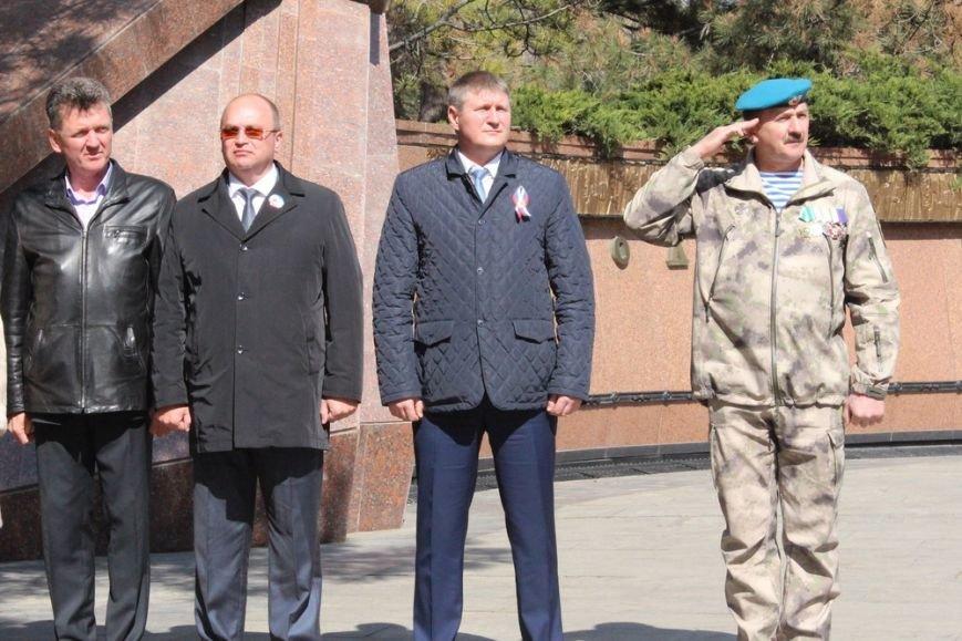 В Симферополе кадеты полка Народного ополчения приняли присягу (ФОТО) (фото) - фото 7