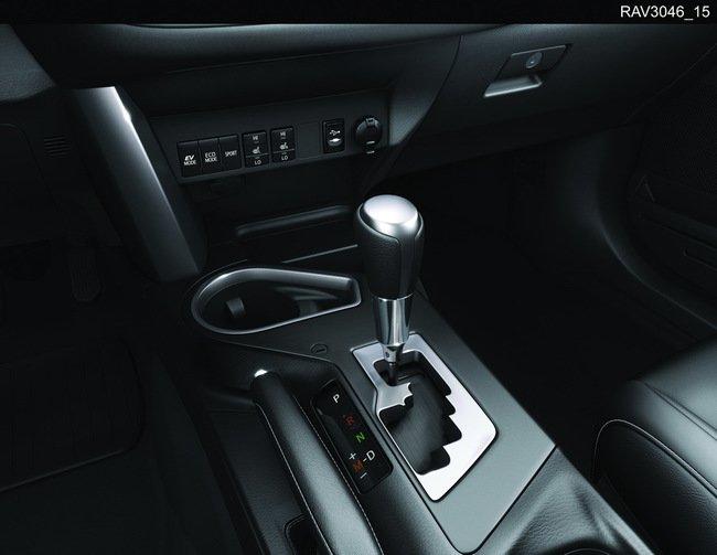 Тест-драйв Toyota RAV4 Hybrid: майбутнє не за горами Тест-драйв (фото) - фото 1