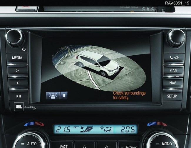 Тест-драйв Toyota RAV4 Hybrid: майбутнє не за горами Тест-драйв (фото) - фото 2