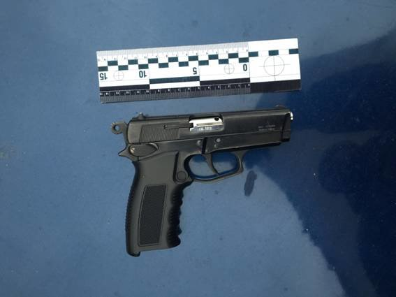 В Киеве задержали мужчину, который с пистолетом грабил детей (ФОТО) (фото) - фото 3
