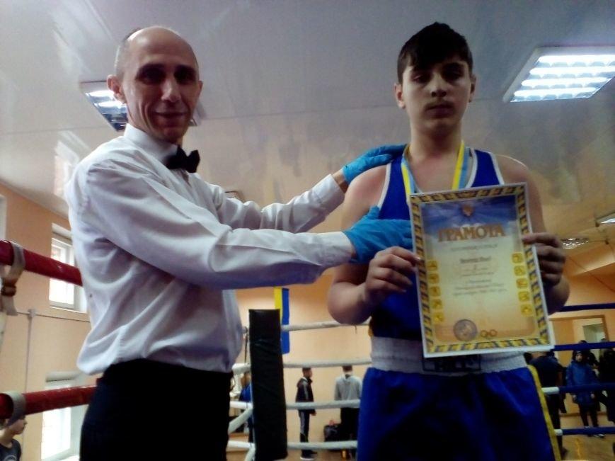 Боксеры Доброполья получили ряд медалей на соревнованиях, фото-1
