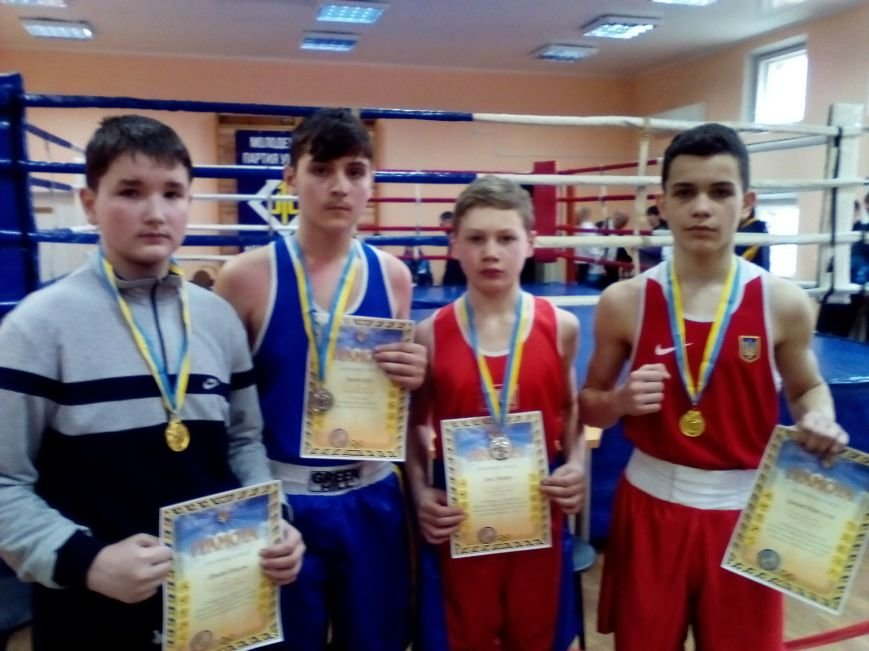 Боксеры Доброполья получили ряд медалей на соревнованиях, фото-3