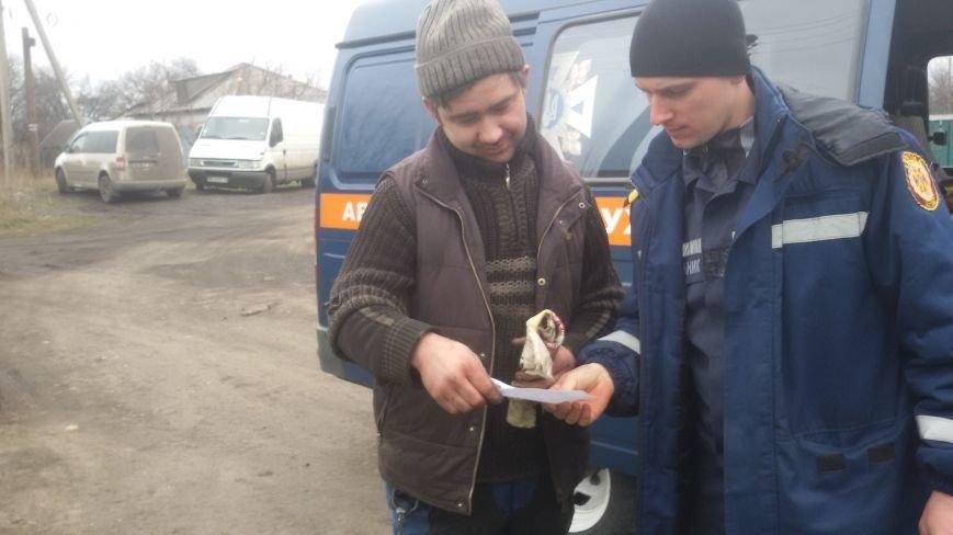 Добропольские спасатели провели рейд, фото-5