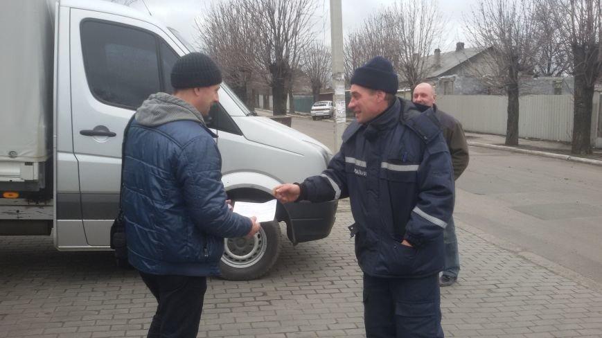 Добропольские спасатели провели рейд, фото-3
