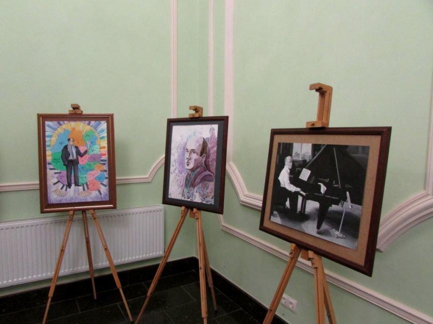 У Житомирі стартував Міжнародний фестиваль майстрів мистецтва ім.С.Ріхтера (фото) - фото 1