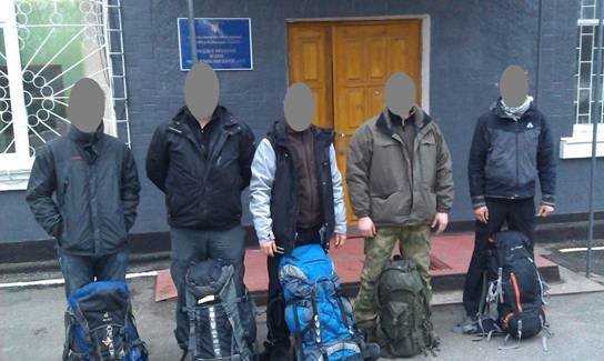 На секретном объекте в зоне ЧАЭС задержали группу сталкеров (ФОТО) (фото) - фото 2