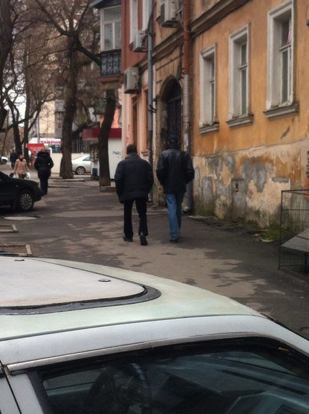 Одесские наркоманы, ищущие
