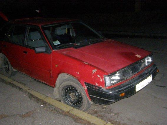 В Новограде-Волынском полицейские разоблачили трио автоворов (фото) - фото 1
