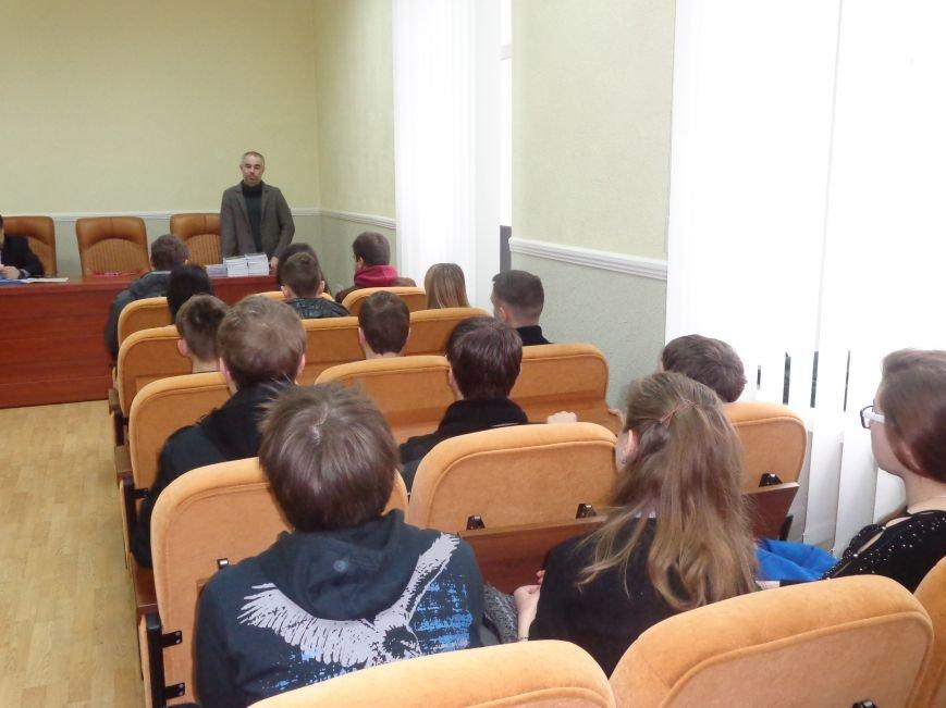 В ДонНТУ Красноармейска стартовала гуманитарная конференция, посвященная феномену украинской интеллигенции (фото) - фото 4