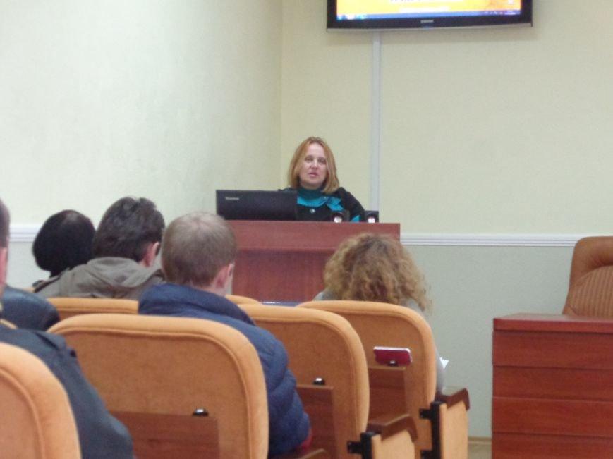 В ДонНТУ Красноармейска стартовала гуманитарная конференция, посвященная феномену украинской интеллигенции (фото) - фото 8