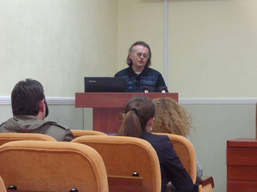 В ДонНТУ Красноармейска стартовала гуманитарная конференция, посвященная феномену украинской интеллигенции (фото) - фото 14