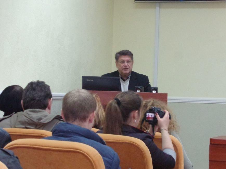 В ДонНТУ Красноармейска стартовала гуманитарная конференция, посвященная феномену украинской интеллигенции (фото) - фото 6